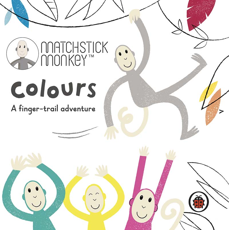Matchstick Monkey: Colours - Jacket