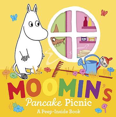 Moomin's Pancake Picnic Peep-Inside - Jacket