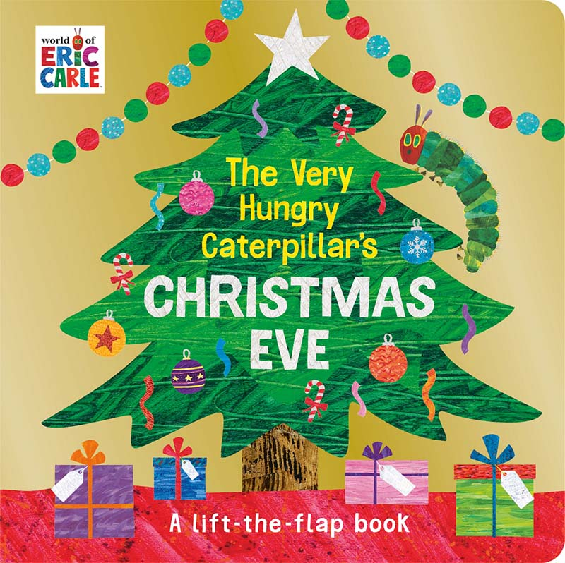 The Very Hungry Caterpillar's Christmas Eve - Jacket