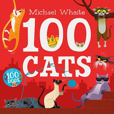 100 Cats - Jacket