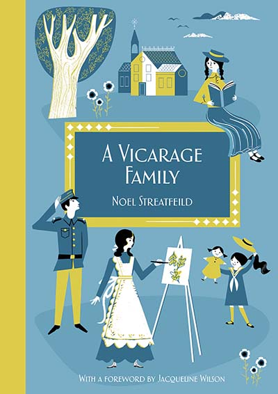 A Vicarage Family - Jacket