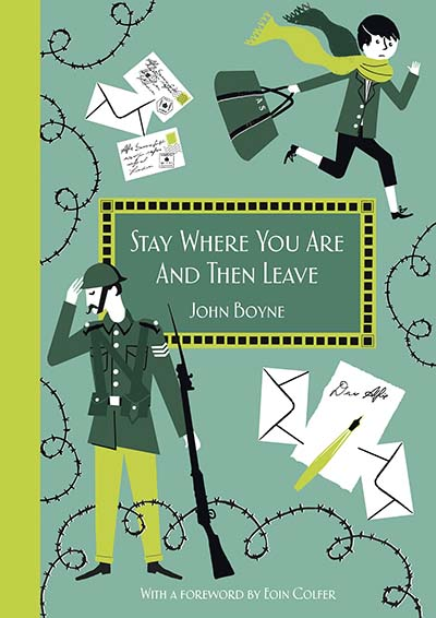 Stay Where You Are And Then Leave - Jacket