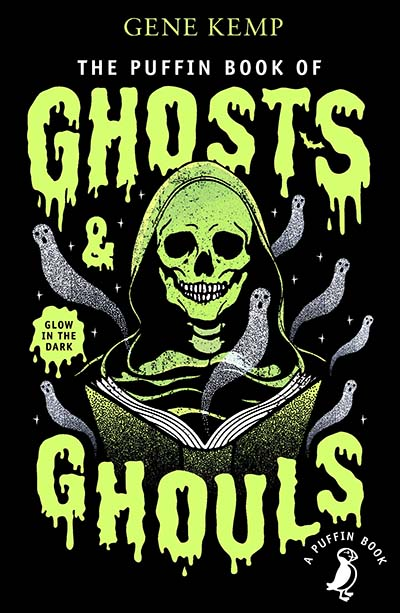 The Puffin Book of Ghosts And Ghouls - Jacket