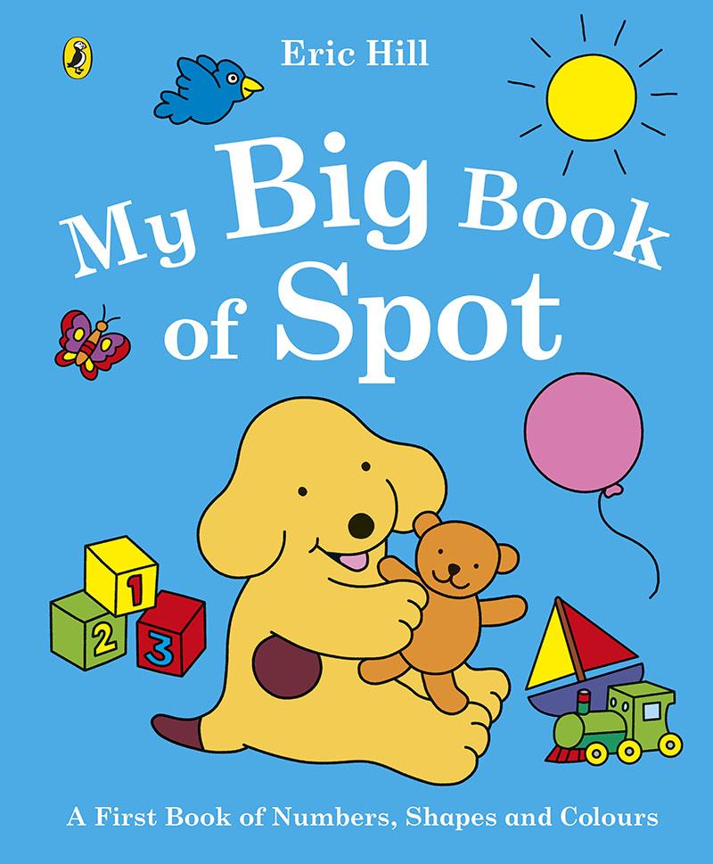 My Big Book of Spot - Jacket
