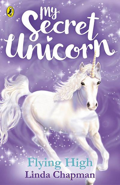 My Secret Unicorn: Flying High - Jacket