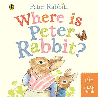 Where is Peter Rabbit? - Jacket