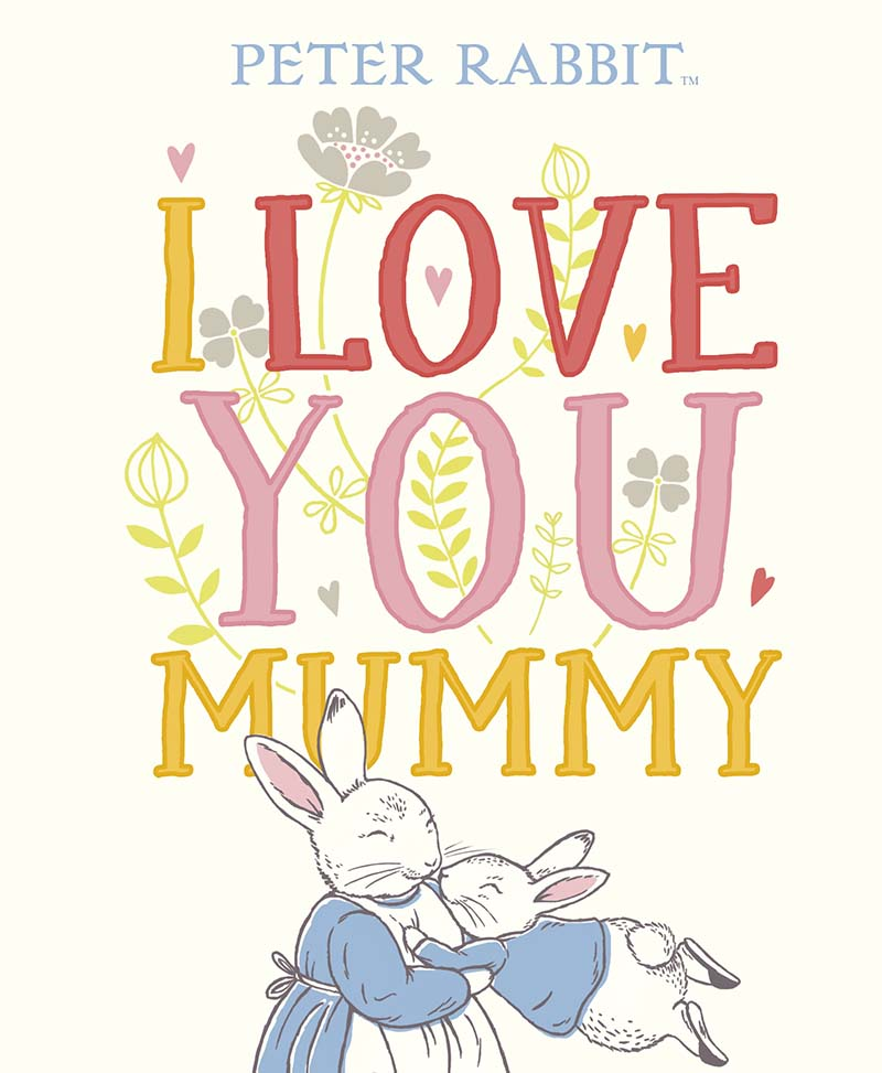 Peter Rabbit I Love You Mummy - Jacket
