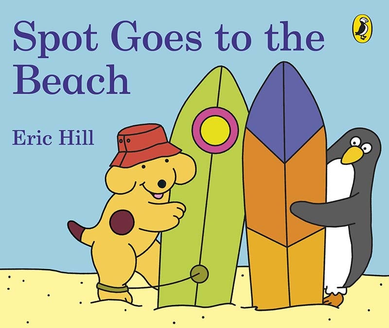 Spot Goes to the Beach - Jacket