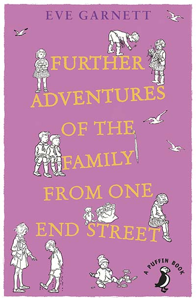Further Adventures of the Family from One End Street - Jacket