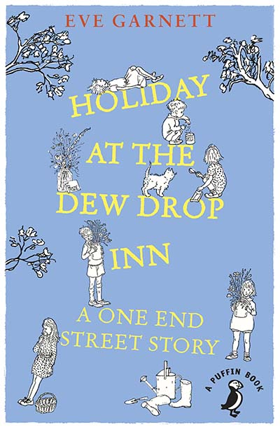 Holiday at the Dew Drop Inn - Jacket