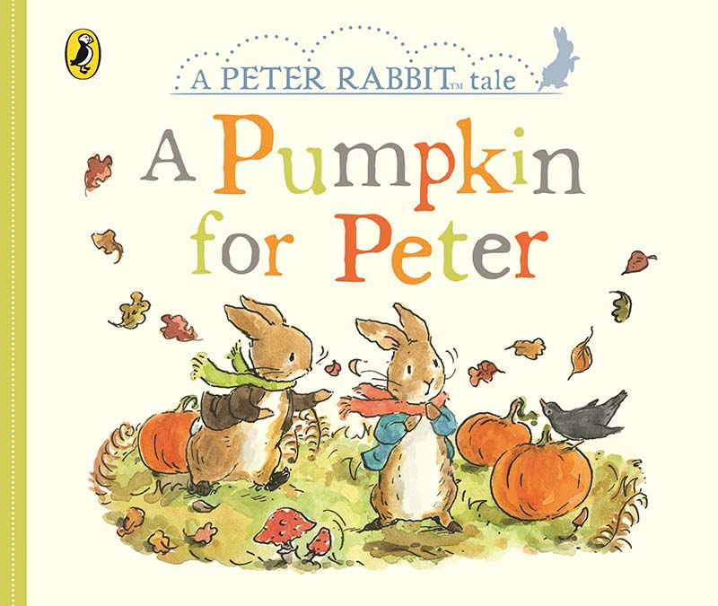 Peter Rabbit Tales - A Pumpkin for Peter - Jacket