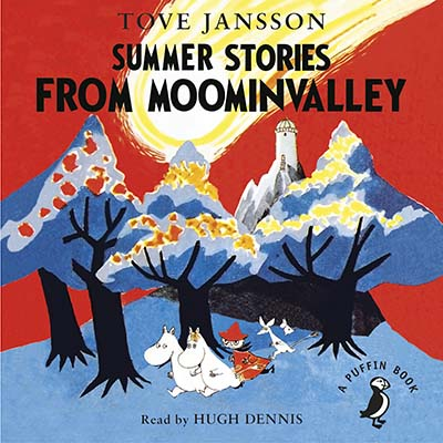 Summer Stories from Moominvalley - Jacket