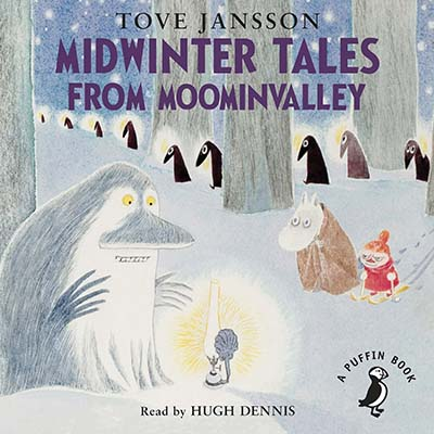 Midwinter Tales from Moominvalley - Jacket