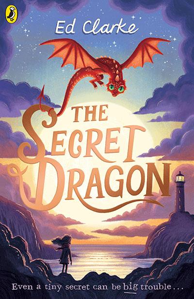 The Secret Dragon - Jacket