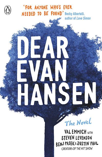 Dear Evan Hansen - Jacket