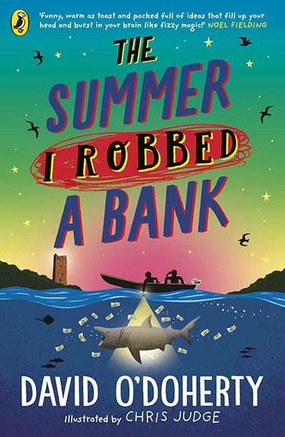 The Summer I Robbed A Bank - Jacket
