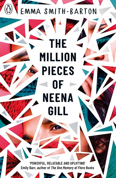 The Million Pieces of Neena Gill - Jacket
