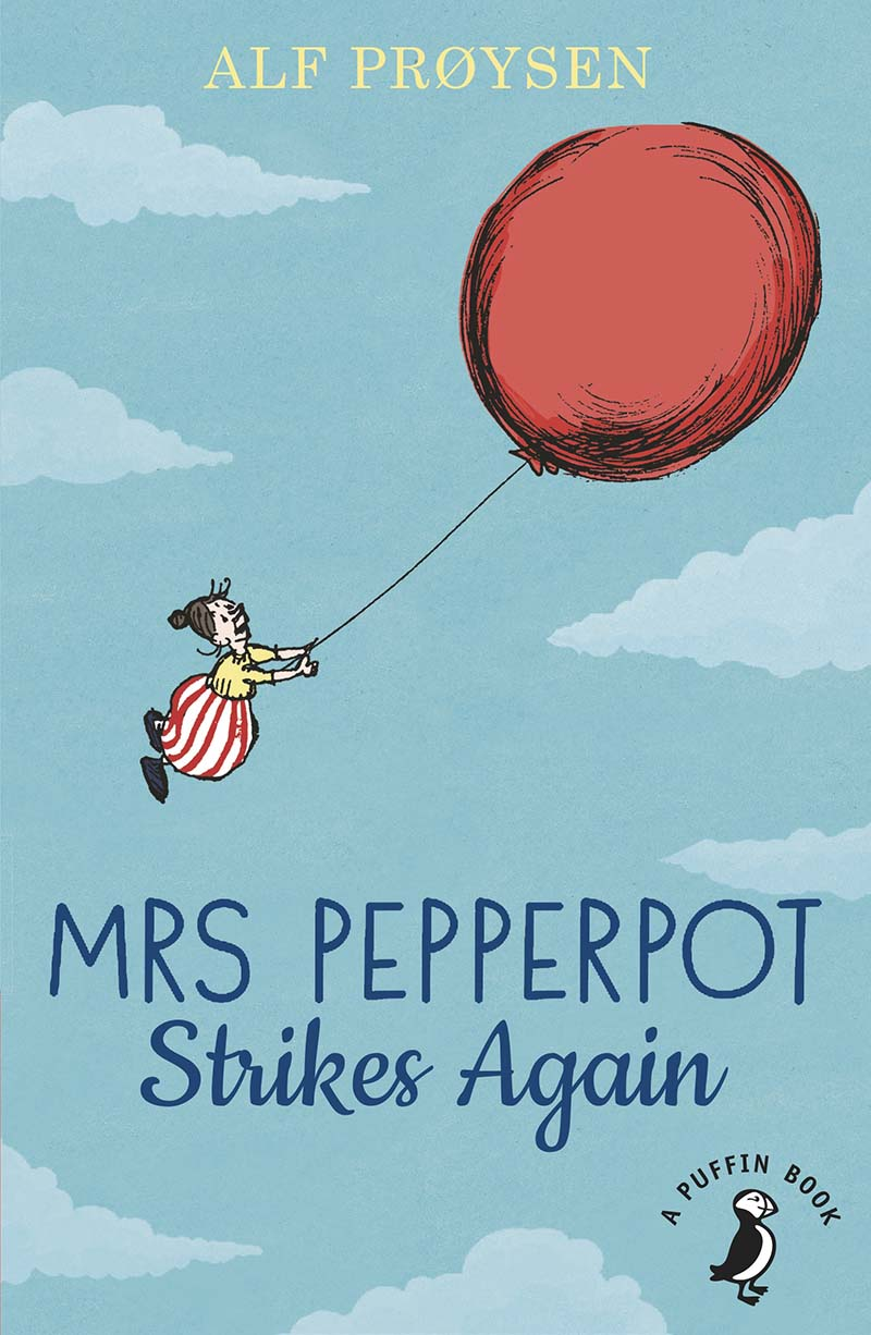 Mrs Pepperpot Strikes Again - Jacket
