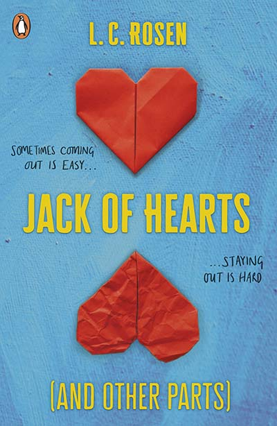 Jack of Hearts (And Other Parts) - Jacket