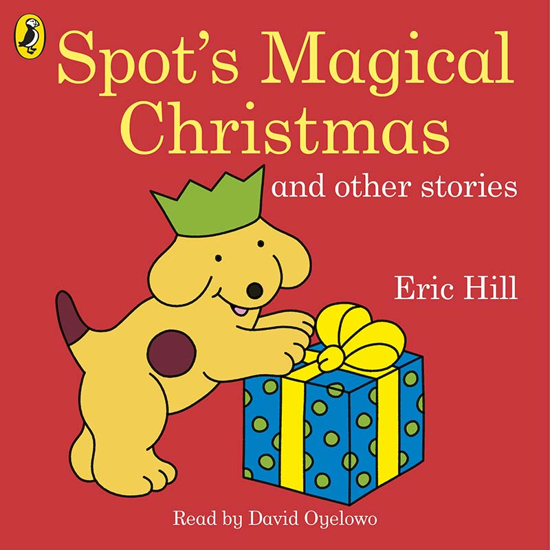 Spot's Magical Christmas and Other Stories - Jacket