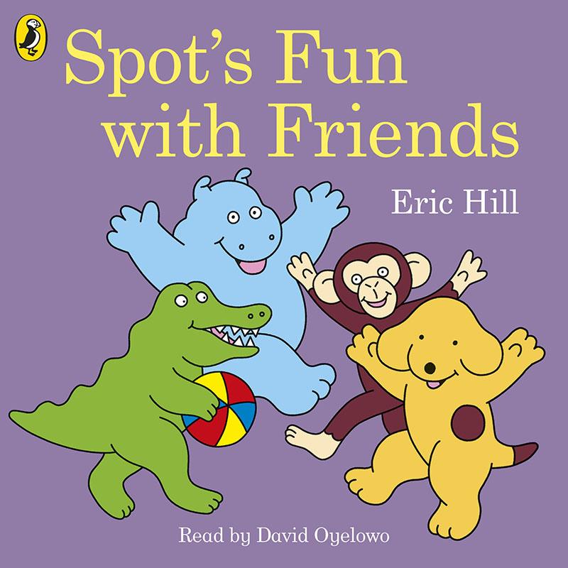 Spot's Fun with Friends - Jacket
