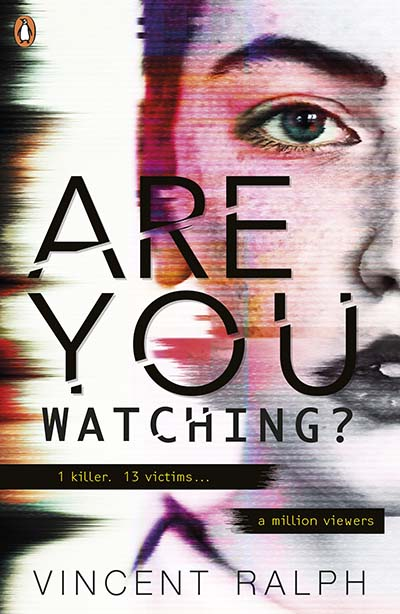 Are You Watching? - Jacket