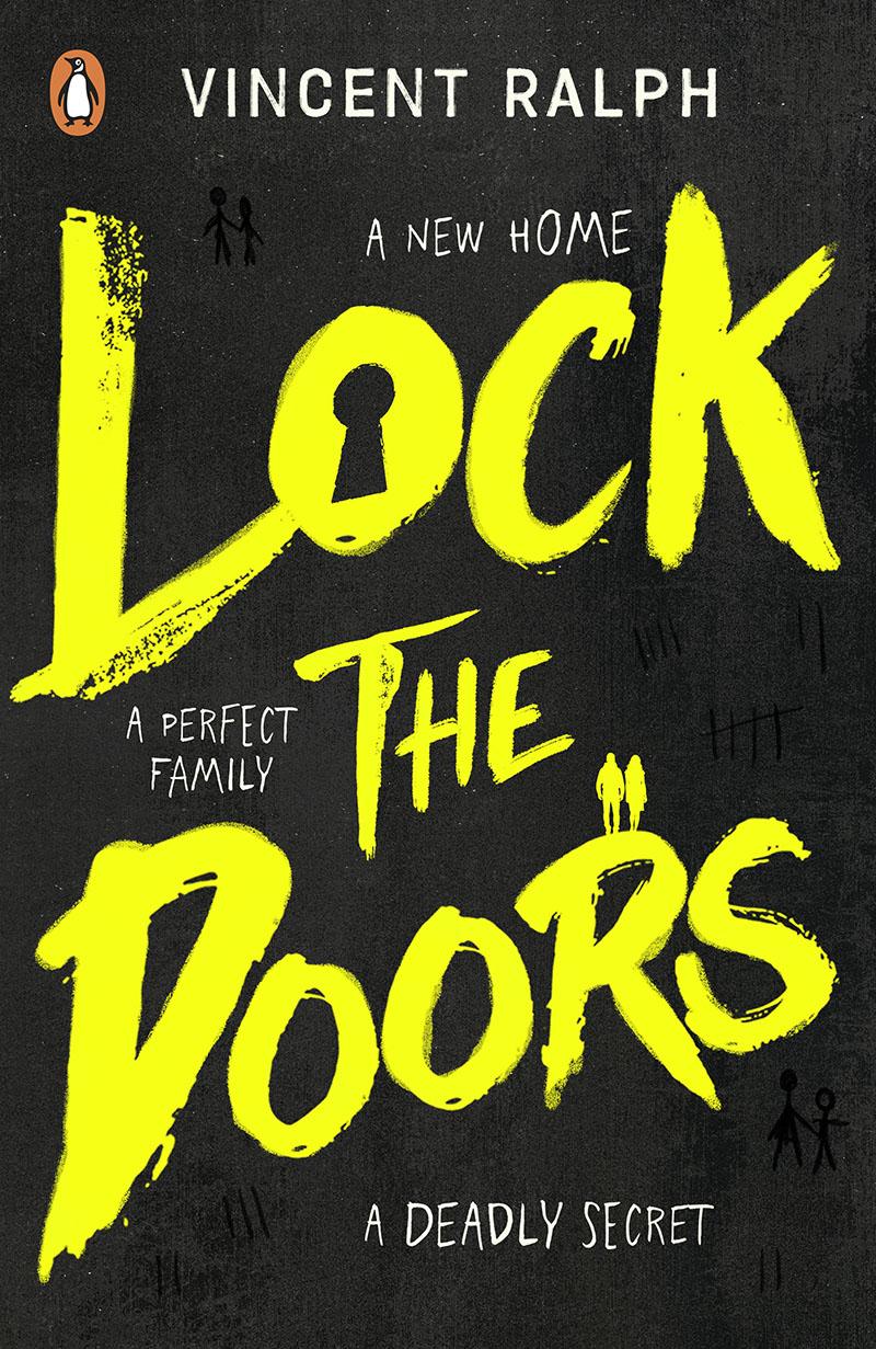 Lock the Doors - Jacket