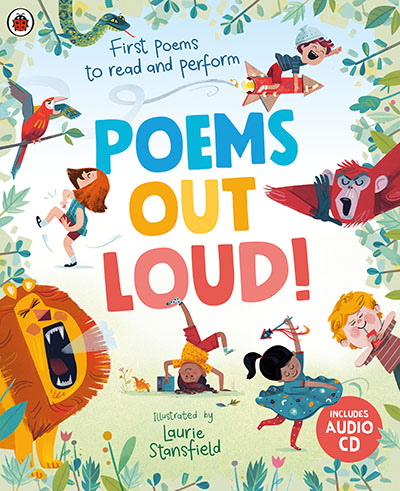 Poems Out Loud! - Jacket