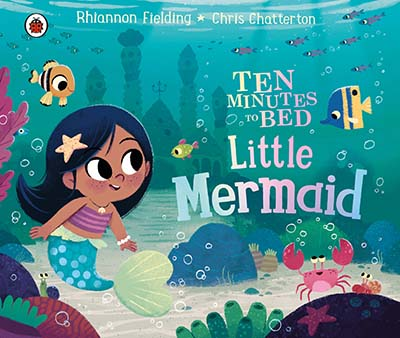 Ten Minutes to Bed: Little Mermaid - Jacket