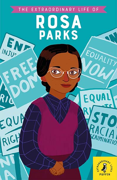 The Extraordinary Life of Rosa Parks - Jacket