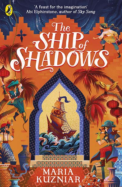The Ship of Shadows - Jacket