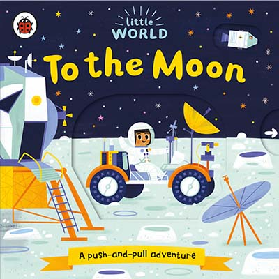 Little World: To the Moon - Jacket