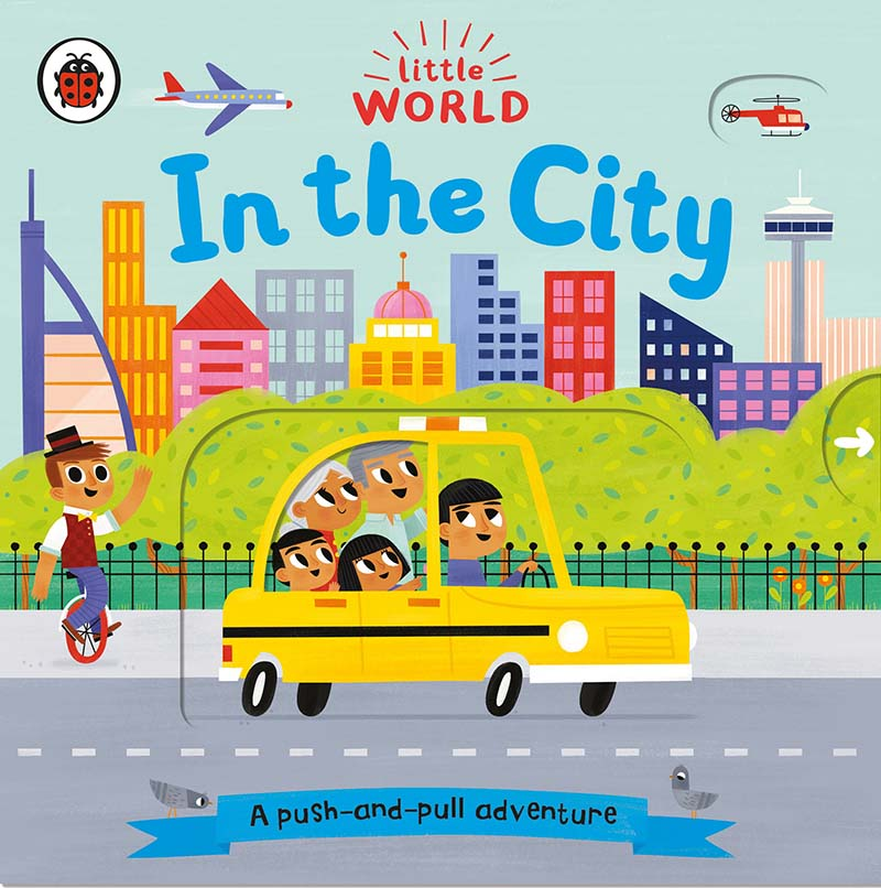 Little World: In the City - Jacket