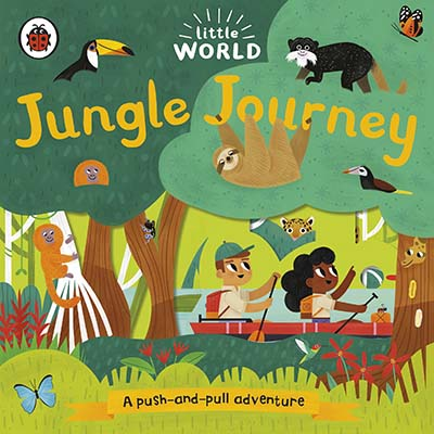Little World: Jungle Journey - Jacket