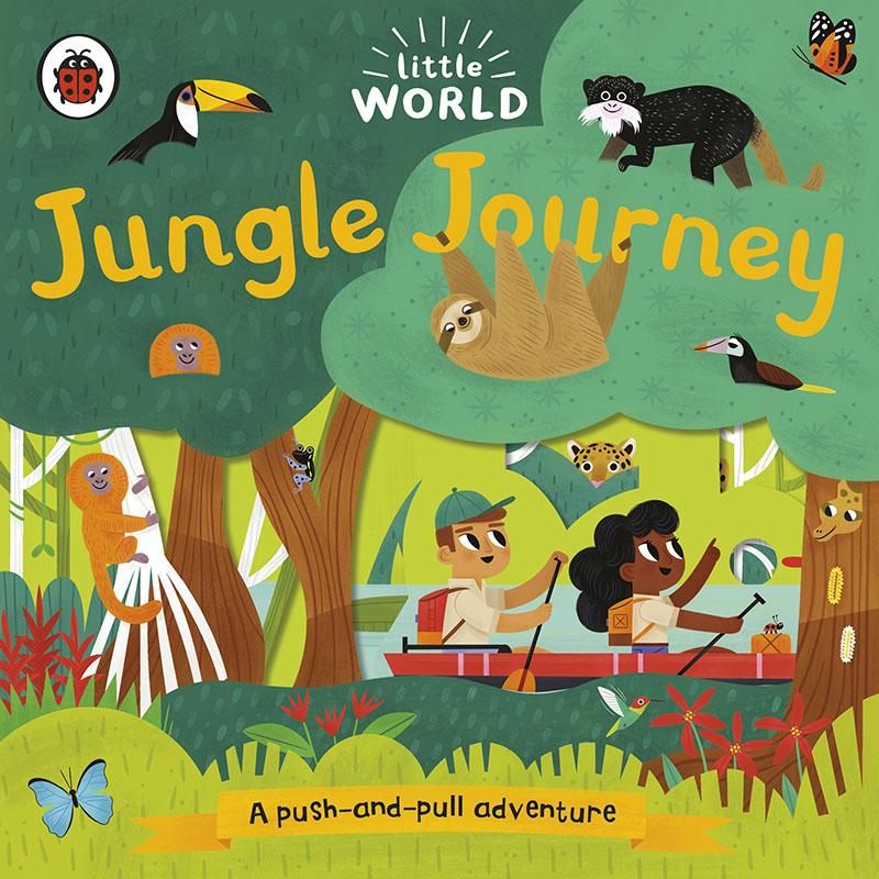 Little World: Jungle Journey - Jacket