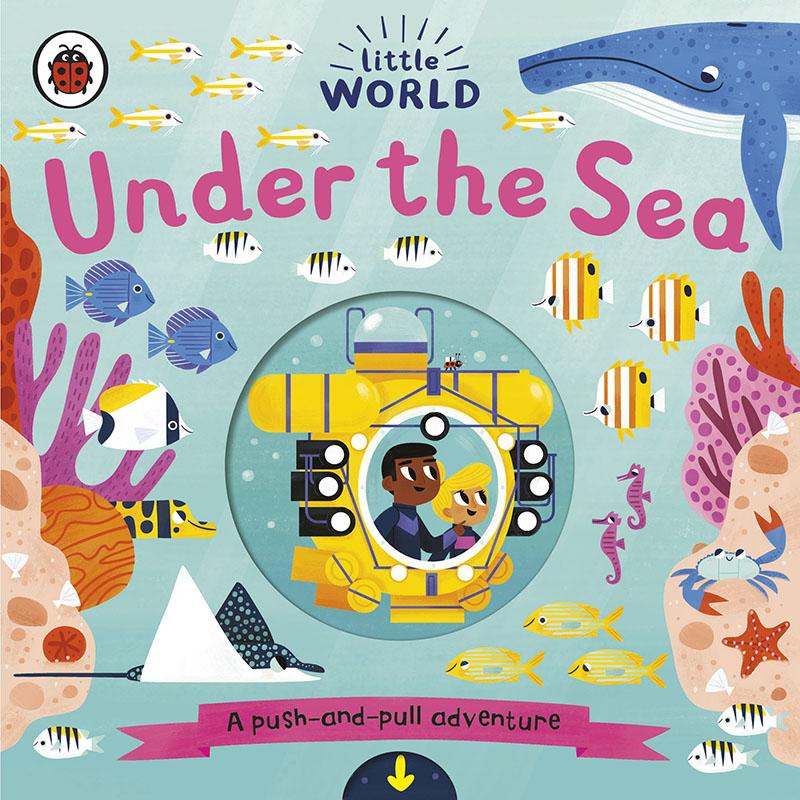 Little World: Under the Sea - Jacket