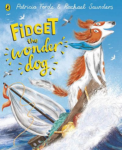 Fidget the Wonder Dog - Jacket
