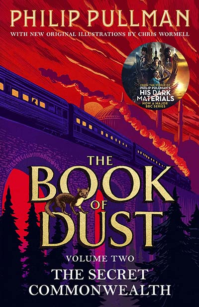 The Secret Commonwealth: The Book of Dust Volume Two - Jacket