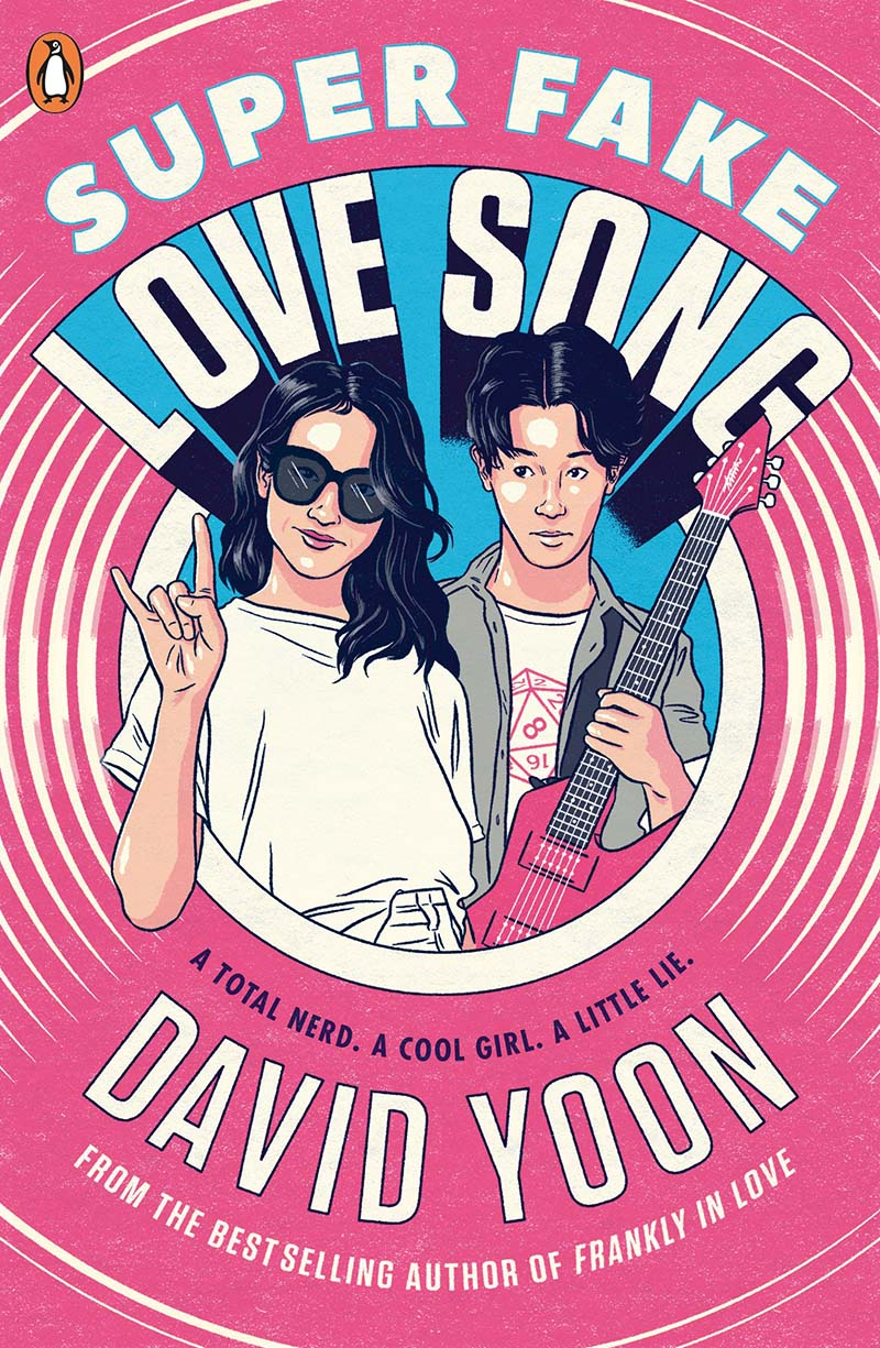 Super Fake Love Song - Jacket