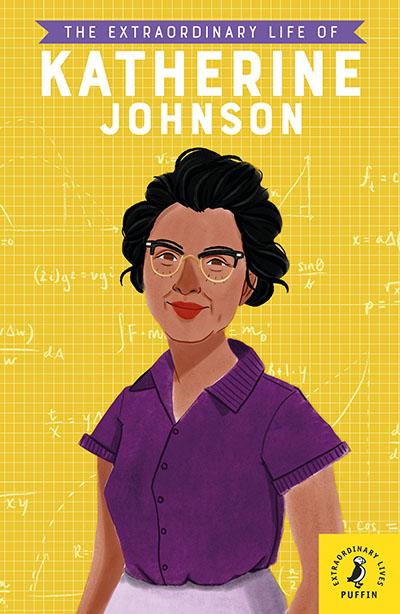 The Extraordinary Life of Katherine Johnson - Jacket