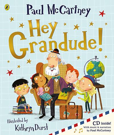 Hey Grandude! - Jacket