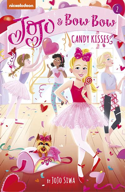 JoJo and BowBow: Candy Kisses - Jacket
