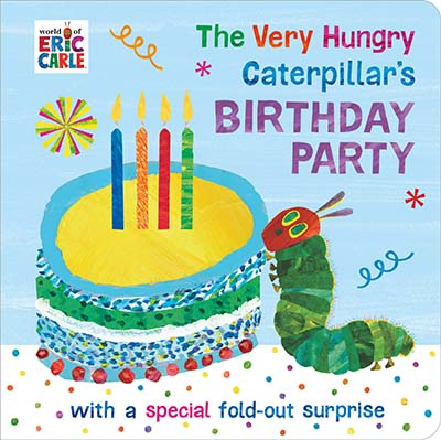 The Very Hungry Caterpillar's Birthday Party - Jacket