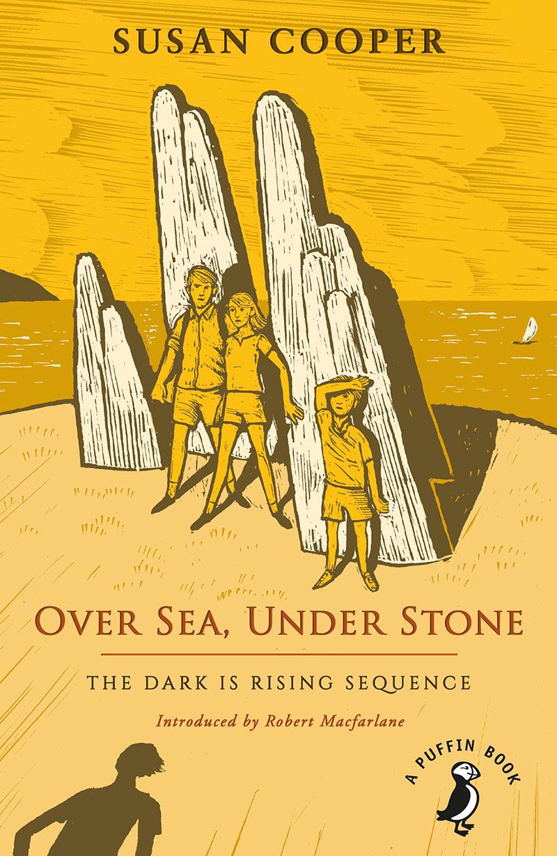 Over Sea, Under Stone - Jacket