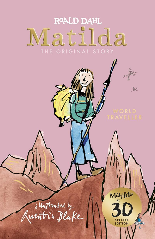 Matilda at 30: World Traveller - Jacket
