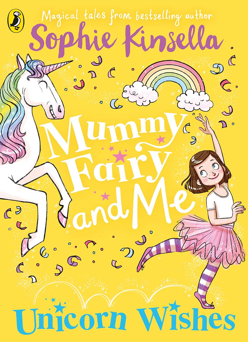 Mummy Fairy and Me: Unicorn Wishes - Jacket