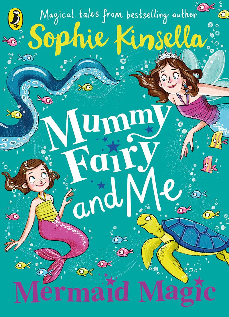 Mummy Fairy and Me: Mermaid Magic - Jacket
