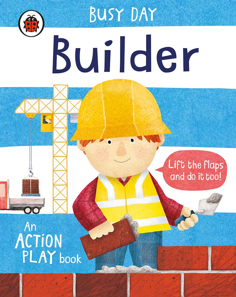 Busy Day: Builder - Jacket