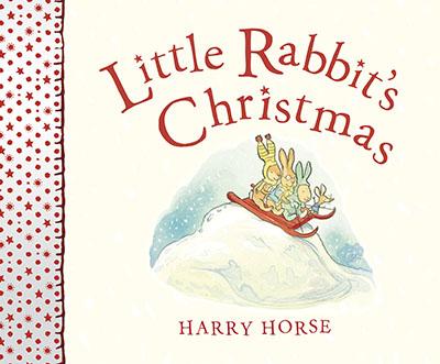 Little Rabbit's Christmas - Jacket