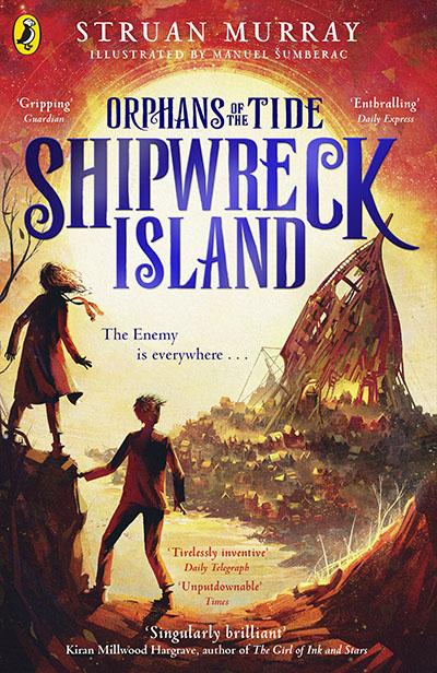 Shipwreck Island - Jacket